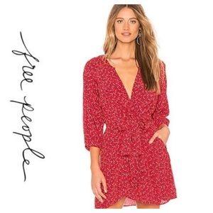 🦋NWT Free People 'Clara' Mini Dress/Tunic🦋